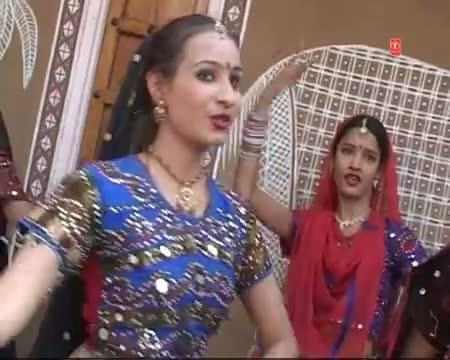 Mhari Re Mangetar - Rajasthani Dance Video Song Remix - Kalyo Kood Padiyo Mela Mein