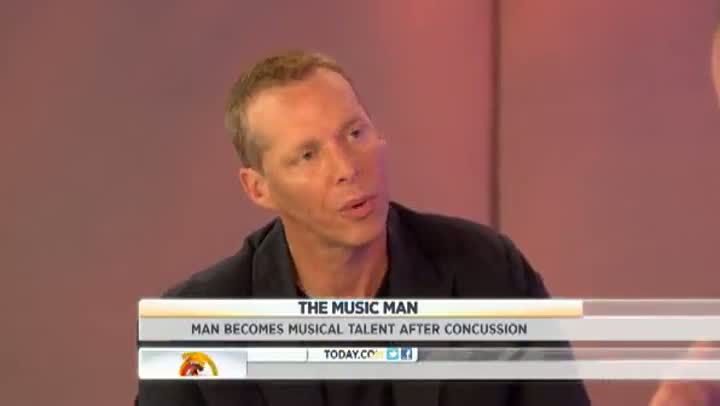 Head Injury Turns Man Into Musical Savant