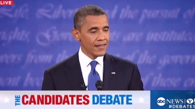 Presidential Debate 2012 on Health Care: Mitt Romney Says 'Expensive' 'Obamacare' Hurts Job Growth