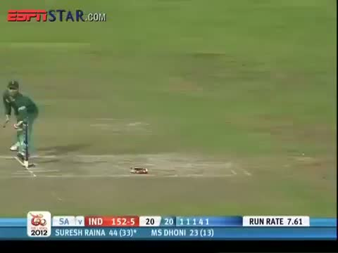 IND vs SA Highlights - ICC T20 World Cup 2012 - Match 24