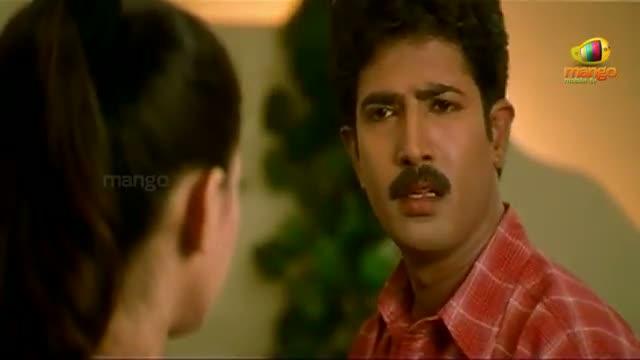 Chirunavvutho Movie Scenes - Shaheen arguing with Venu about his love - Telugu Cinema Movies