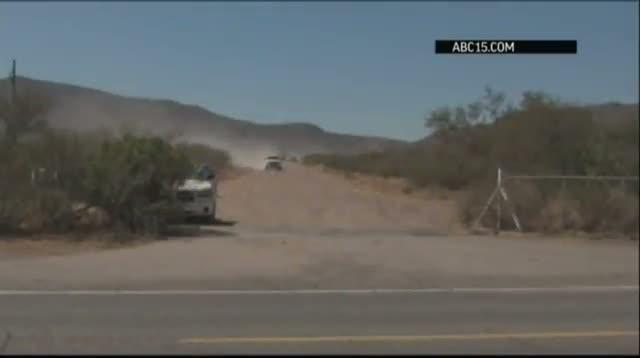 FBI: Friendly Fire Likely in Border Shootings