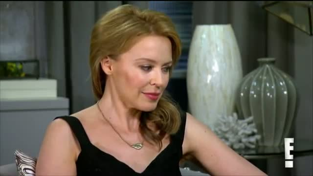 Kylie Minogue Shares Breast Cancer Story