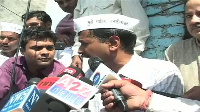 Kejriwal calls for electricity water 'Satyagraha'