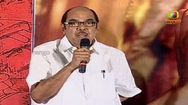 Krishnam Vande Jagadgurum Audio Launch - Ramanaidu - Rana, Nayantara - Telugu Cinema Movies