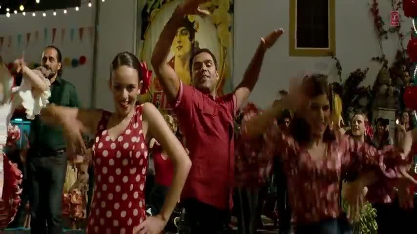 Senorita (Full HD Video Song) Zindagi Na Milegi Dobara - Farhan Akhtar, Hrithik Roshan & Abhay Deol