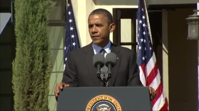 """Obama"""" 'Today We Celebrate Cesar Chavez'"""