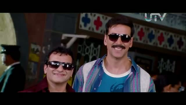 Rowdy Rathore - Most Trusted Person LOL - Akshay Kumar