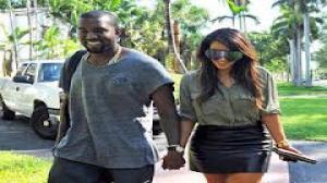 Kim Kardashian and Kanye West go Miami House Hunting