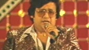 Unseen Bappi Lahiri Live in Concert - Husn Bhi Aap Hai Ishq Bhi Aap Hain