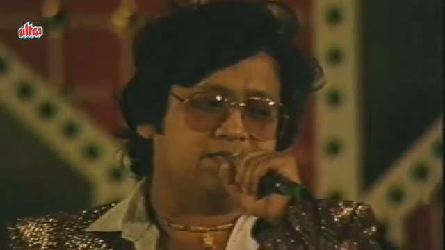 Unseen Bappi Lahiri Live in Concert - Inteha Ho Gayi Intezaar Ki