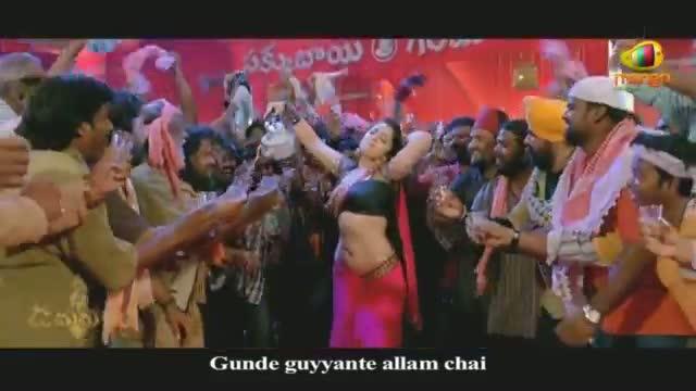Damarukam Songs - Sakkubai Song With Lyrics - Nagarjuna, Anushka Shetty, Devi Sri Prasad - Telugu Cinema Movies