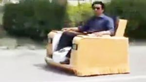 Recliner Car