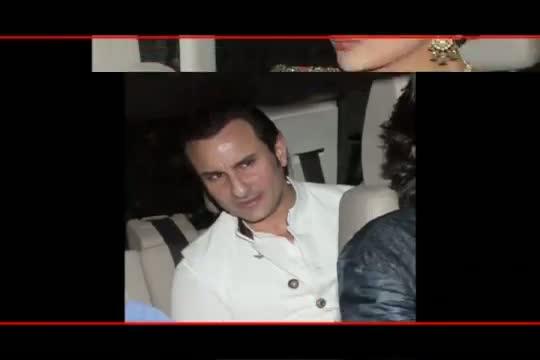 Sneak Peek Inside the Saif Bebo sangeet