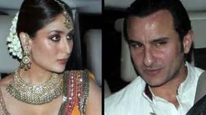 Kareena & Saif Sangeet Pics
