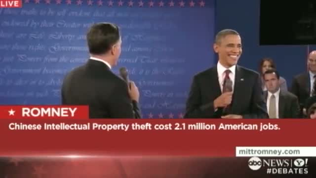 Second Presidential Debate 2012: Obama Tells Romney, My Pension's 'Not As Big As Yours'