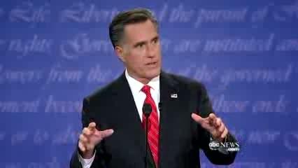 Obama, Romney: Analyze This