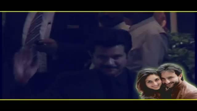 Check out Saif Bebo's post wedding bash