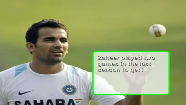 Sachin and Zaheer set to play Ranji, show it's all about basics