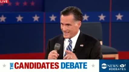 Second Presidential Debate 2012: Obama on Going After Libya Attackers: 'I Mean What I Say'