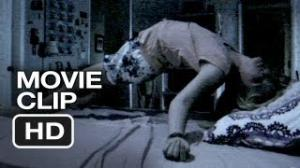 Paranormal Activity 4 Movie CLIP - Levitation (2012) - Horror Movie HD
