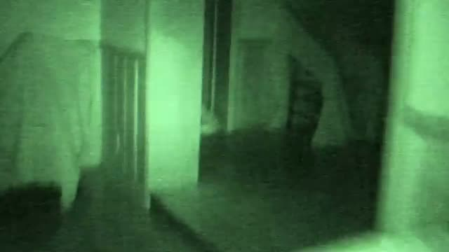 Paranormal Activity 4 Official Clip - Running Through The Hall