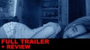 Paranormal Activity 4 Official Trailer + Trailer Review