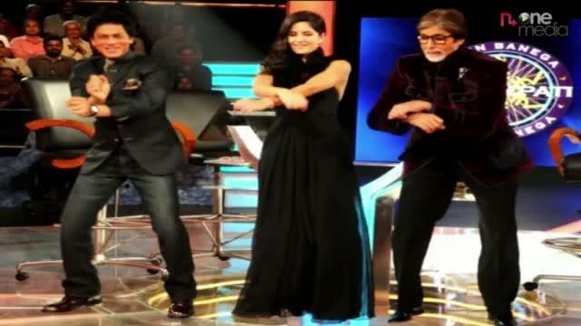 Shahrukh Khan, Amitabh Bachchan & Katrina Kaif's Gangnam Style Dance!