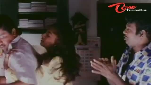 Telugu Comedy Scene From Arjun's Gentleman Movie - Arjun Forced To Play Cuplings Game - Telugu Cinema Movies