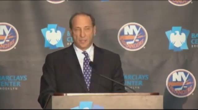 NHL's Islanders Moving to Brooklyn in 2015