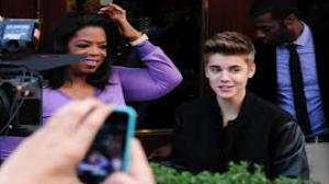 Justin Bieber Interview 2012 Preview Talks to Oprah About Girlfriend Selena Gomez