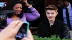 Justin Bieber Oprah Interview 2012 Preview Talks to Oprah About Girlfriend Selena Gomez