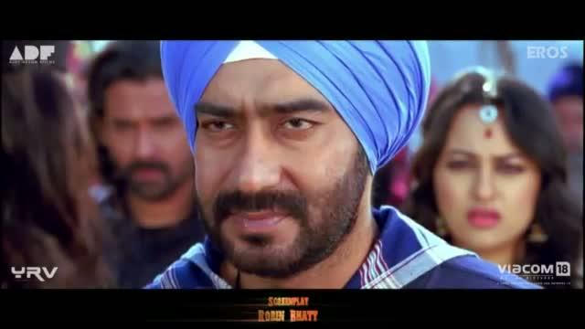 Mehman Ko Bhagwan Maante Hai! - Son Of Sardaar (Dialogue Promo 2)