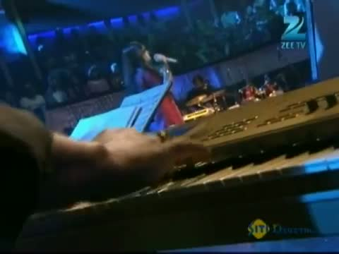 Sa Re Ga Ma Pa 2012 - Parul's Magical Performance (28th October 2012) Episode 10