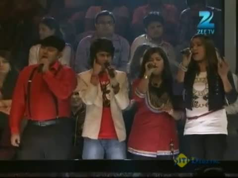 Sa Re Ga Ma Pa 2012 - Shehnaz's Magical Song (28th October 2012) Episode 10
