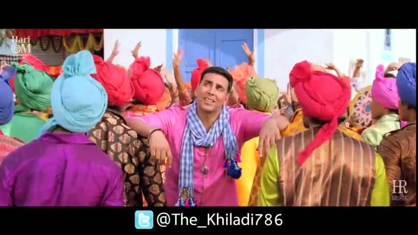Khiladi Bhaiyya (Title Track) Khiladi 786 - Feat.Akshay Kumar