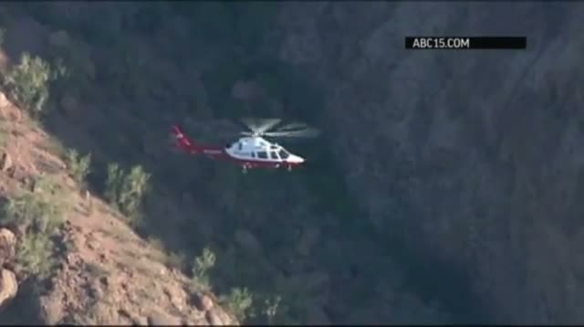 Raw - Bees Attack Hikers; 1 Dead, 2 Hurt