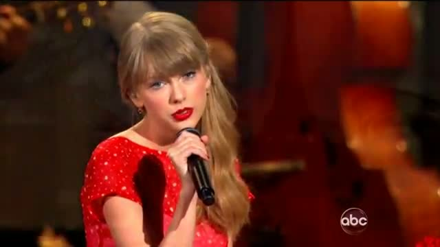 Taylor Swift, Alison Krauss, Vince Gill - Red - The 47th Annual CMA