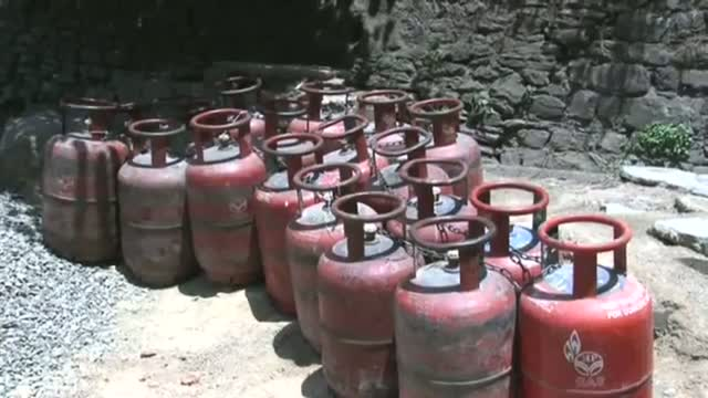 LPG cylinder price hike put on hold