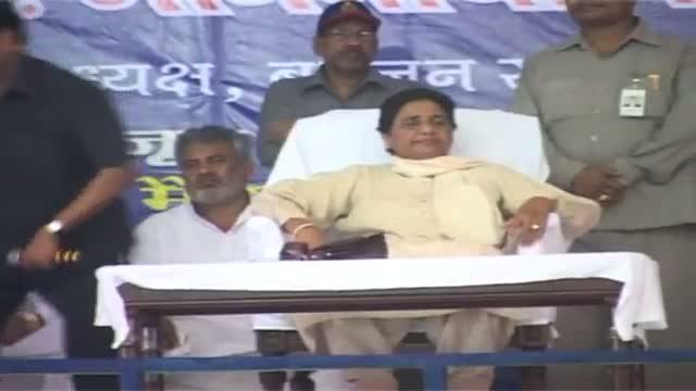 Mayawati gets relief in Taj corridor case