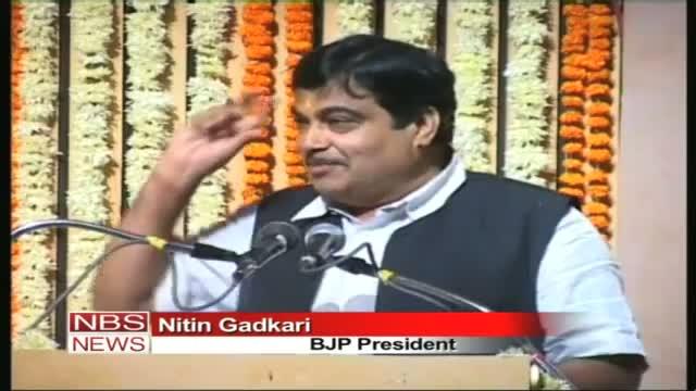 Vivekanand and Daud Ibrahim had same IQ Gadkari