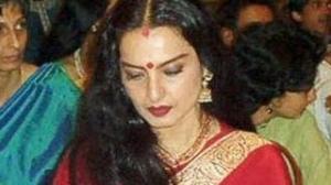 Bollywood Star Actress Rekha (Bhanurekha Ganesan ) Unseen Video - Profile & Biography Video