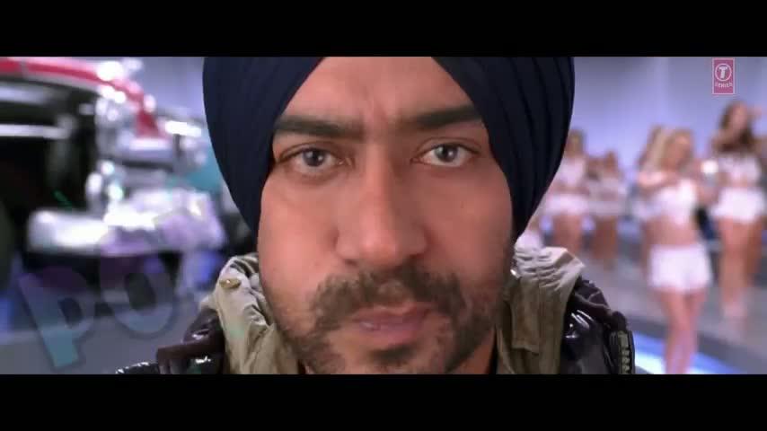Po Po Song - Son Of Sardaar - Ft. Salman Khan, Ajay Devgan, Sanjay Dutt & Vikas Bhalla