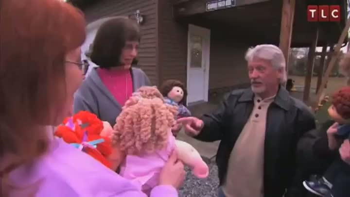 Creepy Cabbage Patch Doll Collectors
