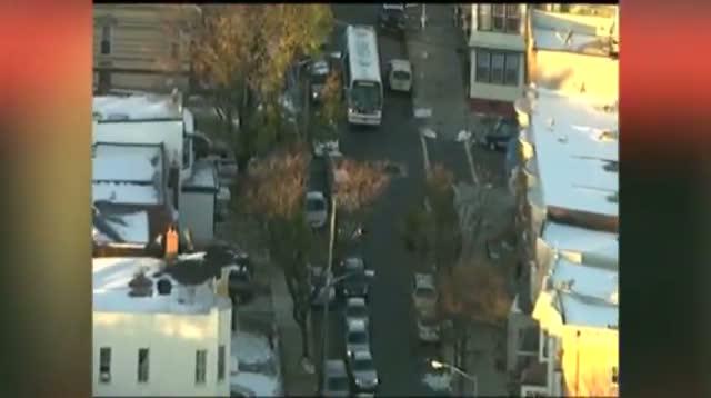 Raw: Gas Rationing Begins in N.Y.