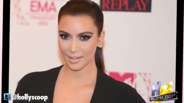 Kim Kardashian Changes Schedule & Accepts Marine's Invitation To Attend Ball