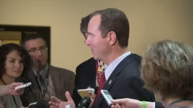 Schiff: Rice Got Initial Assessment on Libya