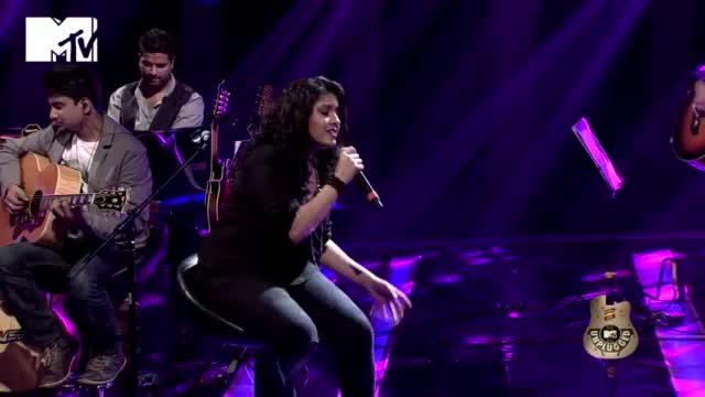 MTV Unplugged Season 2 - Kyun Promo - Sunidhi Chauhan