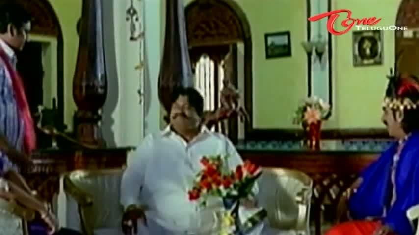 Telugu Comedy Scene From Viyyalavari Kayyalu Movie - Raghu Babu As Koyadora Comedy Scene With Krishna Bhagavan - Telugu Cinema Movies