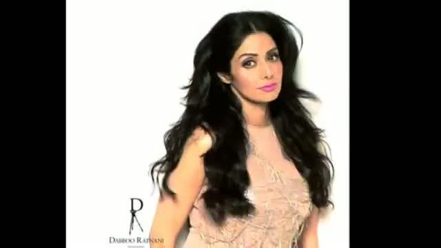 Hot Sridevi's $exy Photo Shoot !